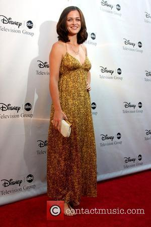 Christine Woods Disney's ABC Television Group summer press tour party - Arrivals Los Angeles, California - 08.08.09