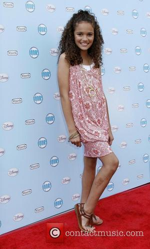 Madison Pettis Disney Channel's hit series 'Wizards of Waverly Place' and 'Jonas' inspired fashion show event Los Angeles, California -...