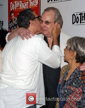 John Turturro Hugs Danny Aiello and Directors Guild Of America