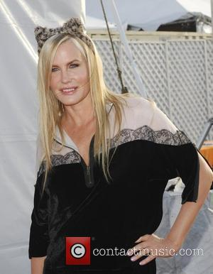 Daryl Hannah attends the Children Affected by Aids Foundations 16th Annual Dream Halloween at Barker Hanger Santa Monica, California -...