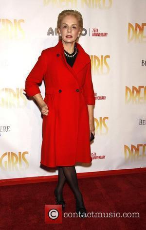 Carolina Herrera Opening night of 'Dreamgirls' held at The Apollo Theater - Arrivals New York City, USA - 22.11.09