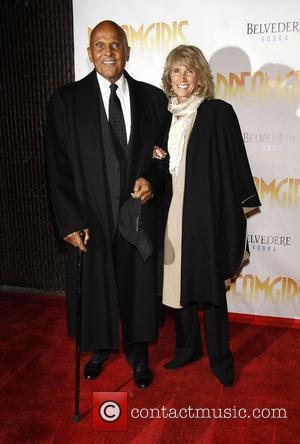 Harry Belafonte and Pamela Belafonte