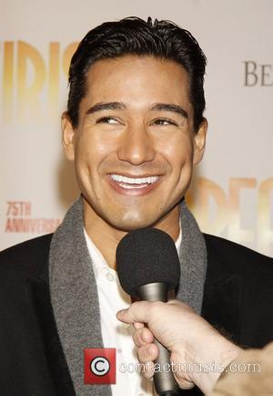 Mario Lopez Opening night of 'Dreamgirls' held at The Apollo Theater - Arrivals New York City, USA - 22.11.09