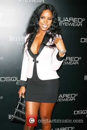 Kelly Rowland Dean & Dan Caten celebrate the new collection of DSQUARED2 Eyewear - Arrivals New York City, USA -...
