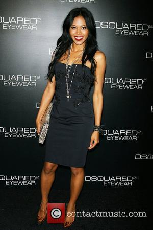 Amerie Dean & Dan Caten celebrate the new collection of DSQUARED2 Eyewear - Arrivals New York City, USA - 15.09.09