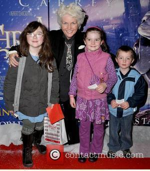 Kate Corcoran and Fionnula Flanagan