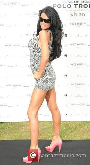 Katie Price, Duke Of Essex Polo Trophy and Gaynes Park