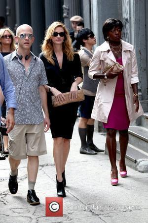 Julia Roberts and Viola Davis