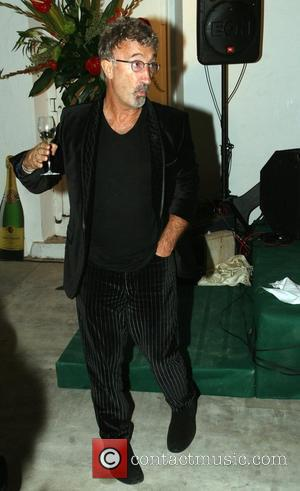 BBC TV F1 pundit and former Formula 1 team boss Eddie Jordan enjoys a night out playing a private gig...