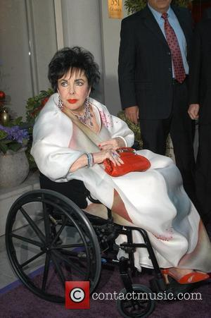 *file photo* * TAYLOR COLLAPSED AFTER LEARNING OF JACKSON'S DEATH Screen legend DAME ELIZABETH TAYLOR sparked a medical emergency of...