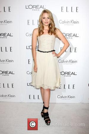 Dianna Agron arriving at the 16th Annual Women in Hollywood Tribute Sponsored by ELLE at the Beverly Hilton Hotel Los...