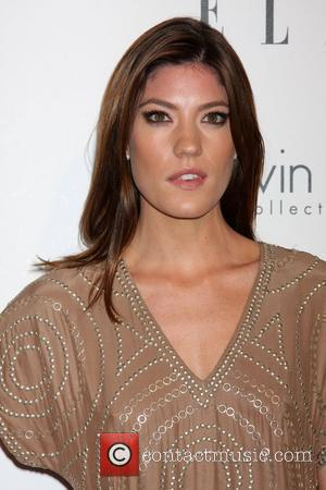 Jennifer Carpenter arriving at the 16th Annual Women in Hollywood Tribute Sponsored by ELLE at the Beverly Hilton Hotel Los...