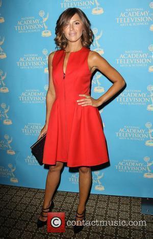 Elizabeth Hendrickson The 36th Annual Daytime Creative Arts Emmy Awards held at the Westin Bonaventure Hotel - Arrivals Los Angeles,...