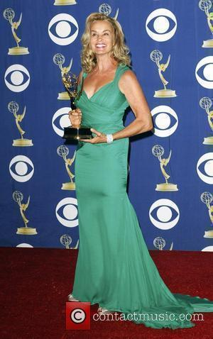 Jessica Lange 61st Primetime Emmy Awards held at the Nokia Theatre - Press Room Los Angeles, California - 20.09.09