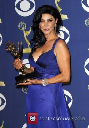 Shohreh Aghdashloo 61st Primetime Emmy Awards held at the Nokia Theatre - Press Room Los Angeles, California - 20.09.09