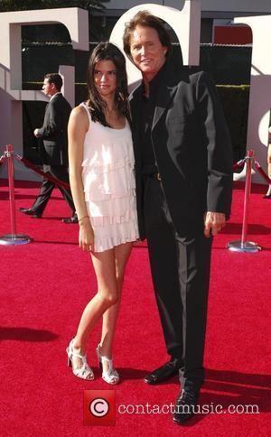 Bruce Jenner, Daughter Kendall Jenner and Espy Awards