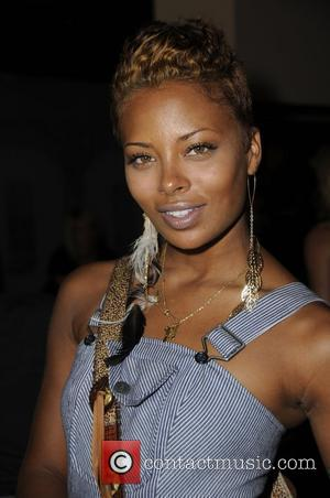 Eva Marcille (America's Next Top Model winner)  at the ESPY Awards Gifting Suite at Dodgers Stadium  Los Angeles,...