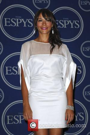 Rashida Jones and Espy Awards