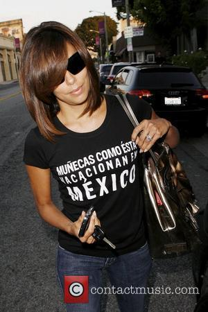 Ken Paves Hair Salon, Eva Longoria