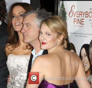 Kate Beckinsale, Drew Barrymore and Robert De Niro