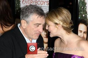 Robert De Niro and Drew Barrymore