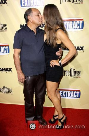 Cheech Marin and His Wife Natasha Rubin