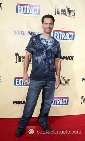 Jonathan Schaech The premiere of 'Extract' held at the ArcLight Theater - Arrivals Los Angeles, California - 24.08.09