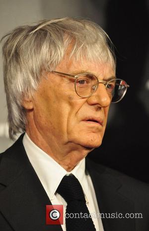 Bernie Ecclestone Universal Music and Formula One team up to launch 'F1 Rocks' - Photocall held at the Met Bar...