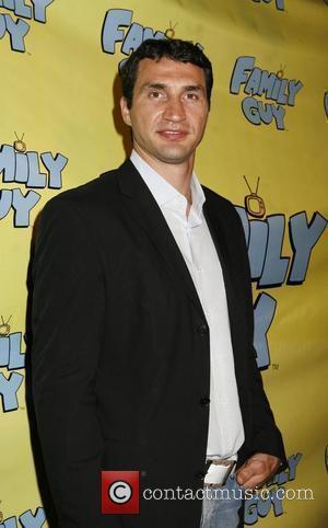 Wladimir Klitschko 'Family Guy' Pre-Emmy Celebration held at the Avalon Hollywood Hollywood, California - 18/09/09