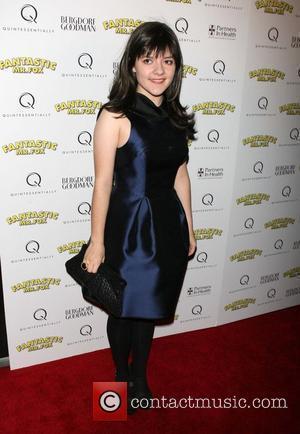 Madeleine Martin The New York premiere of 'Fantastic Mr Fox' at Bergdorf Goodman - Arrivals New York City, USA -...
