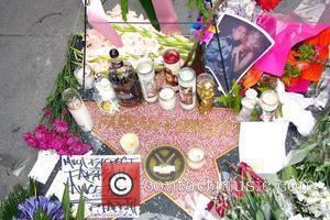 More Flowers, Farrah Fawcett, Star On The Hollywood Walk Of Fame and Walk Of Fame