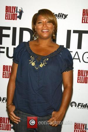 Latifah Reads Angelou Tribute At Memorial
