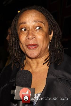 S. Epatha Merkerson Opening night of the classic Broadway musical 'Finian's Rainbow' held at the St. James Theatre. New York...