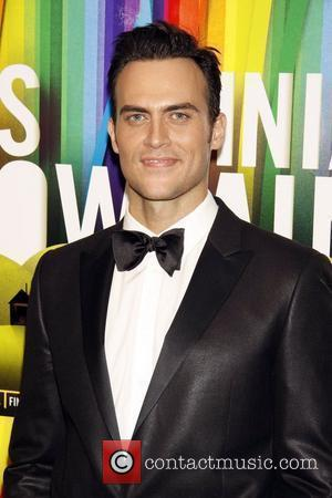 Cheyenne Jackson Opening night after party for the classic Broadway musical 'Finian's Rainbow' held at the Bryant Park Grill -...