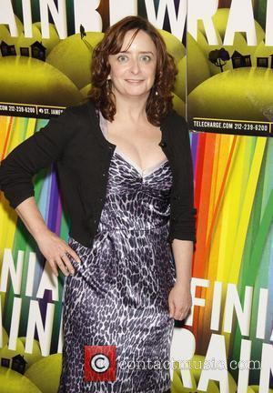Rachel Dratch Opening night after party for the classic Broadway musical 'Finian's Rainbow' held at the Bryant Park Grill -...