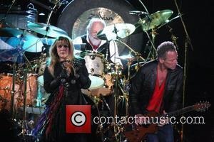 Stevie Nicks, Mick Fleetwood, Lindsey Buckingham Fleetwood Mac performing live at The Ahoy Rotterdam, The Netherlands - 15.10.09