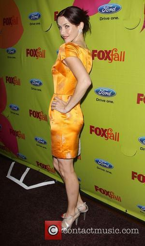 Annie Wersching 2009 Fox Fall Eco-Casino party held at the BOA steakhouse Los Angeles, California - 14.09.09