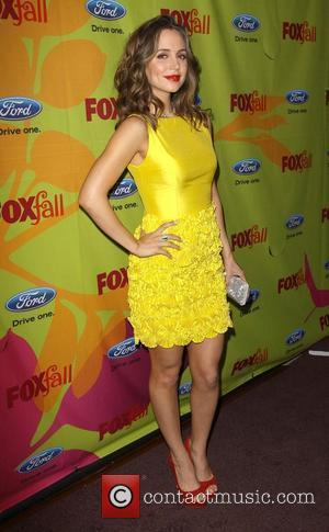Eliza Dushku 2009 Fox Fall Eco-Casino party held at the BOA steakhouse Los Angeles, California - 14.09.09