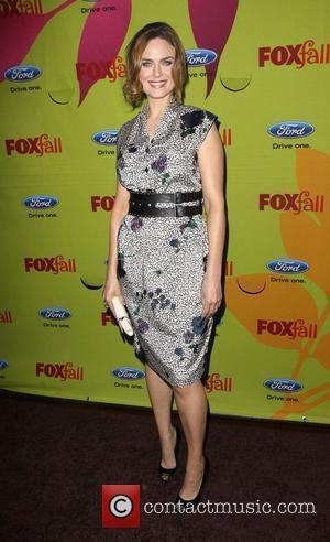 Emily Deschanel 2009 Fox Fall Eco-Casino party held at the BOA steakhouse Los Angeles, California - 14.09.09