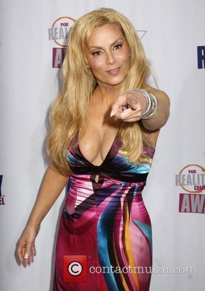 Cindy Margolis 2009 Fox Reality Channel Really Awards held at The Music Box - Arrivals Los Angeles, California - 13.10.09