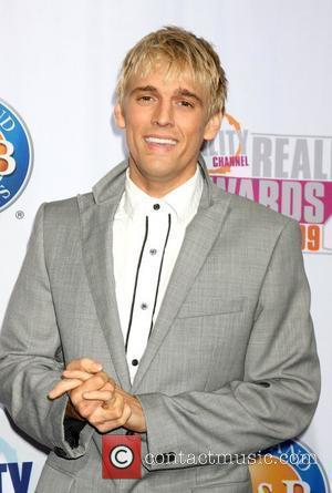 Aaron Carter 2009 Fox Reality Channel Really Awards held at The Music Box - Arrivals Los Angeles, California - 13.10.09