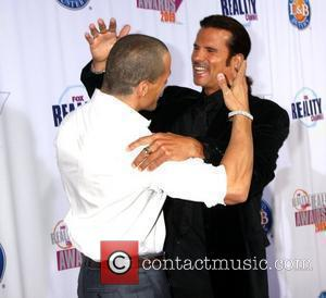 Antonio Sabato Jr & Lorenzo Lamas arriving at the 2009 Fox Reality Channel Really Awards The Music Box at Fonda...