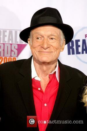 Hugh Hefner 2009 Fox Reality Channel Really Awards held at The Music Box - Arrivals Los Angeles, California - 13.10.09