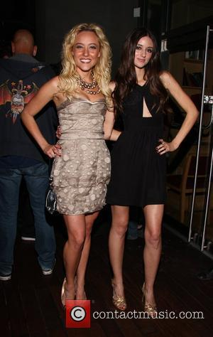 Lauren Mayhew and Caroline D'amore