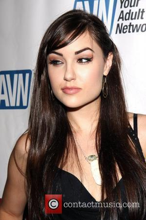 Sasha Grey Hustler Hollywood 'Sex, Drinks & Rock 'n' Roll Freedomfest' to benefit the Free Speech Coalition (FSC) held at...