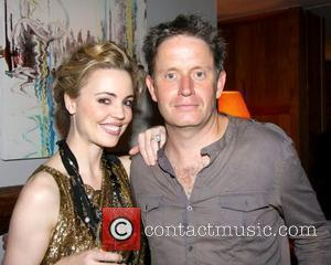 Chris Smith and Melissa George
