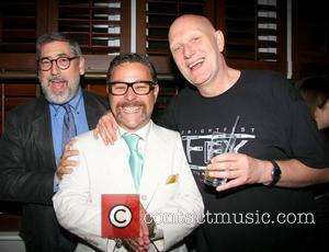 John Landis, Andy Nyman and Alan Jones