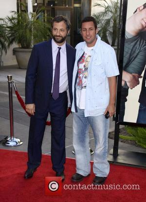 Adam Sandler and Judd Apatow