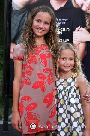 Maude Apatow and Iris Apatow LA premiere of 'Funny People' at the Arclight Theatre Hollywood, California - 20.07.09