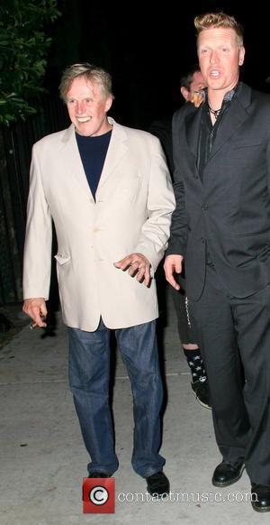 Gary Busey and Jake Busey